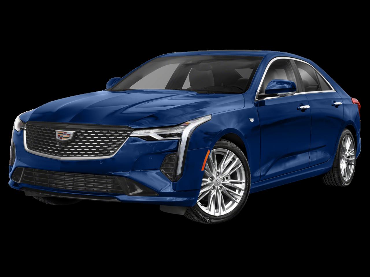 Cadillac 2021 CT4 Luxury