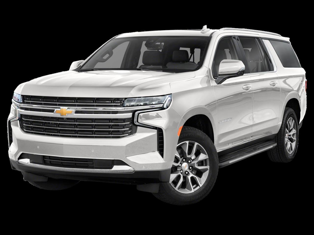Chevrolet 2021 Suburban LS