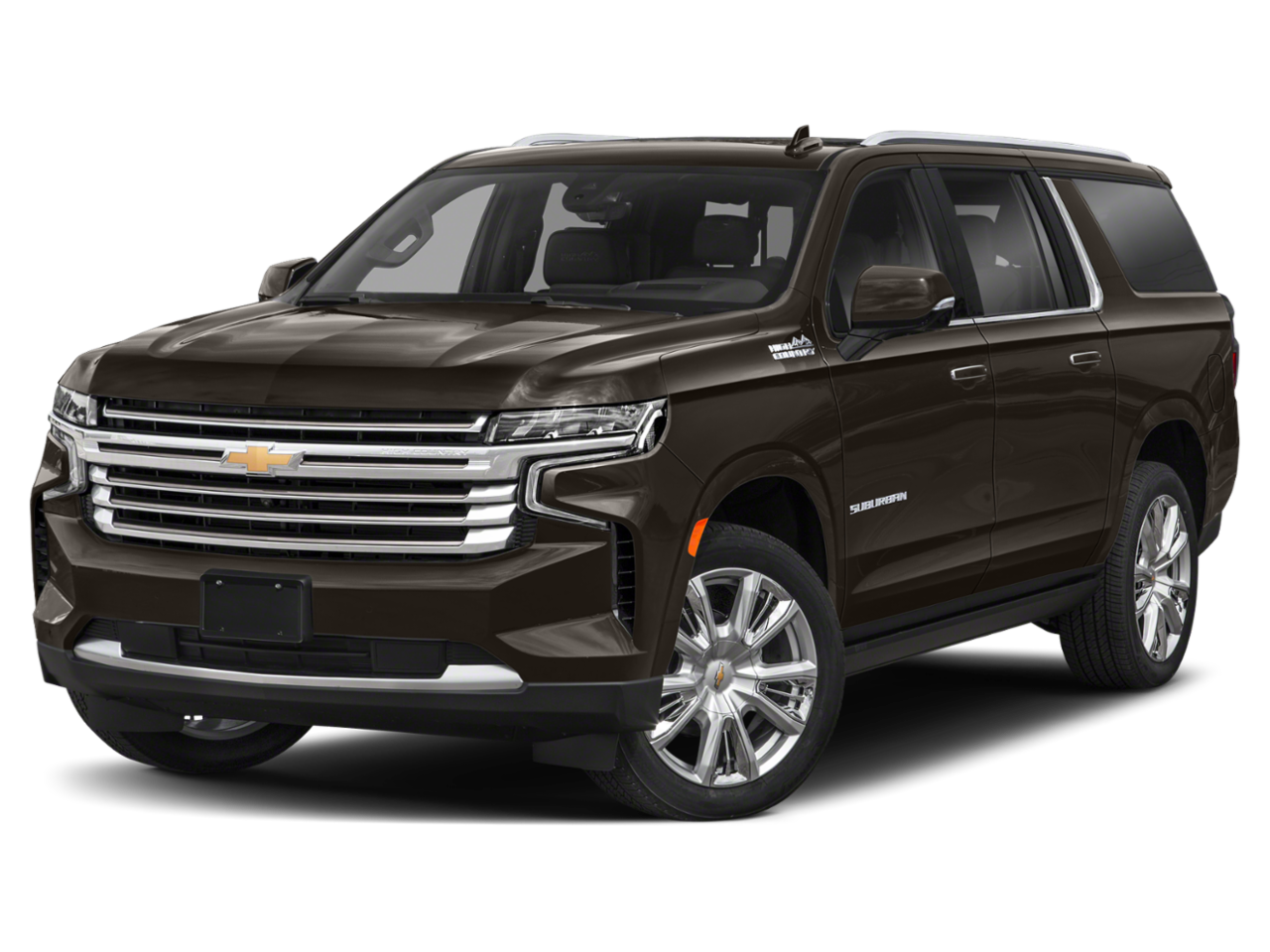 Chevrolet 2021 Suburban High Country