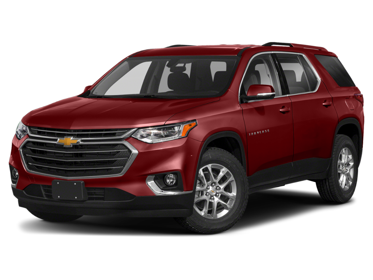 Chevrolet 2021 Traverse LT Cloth