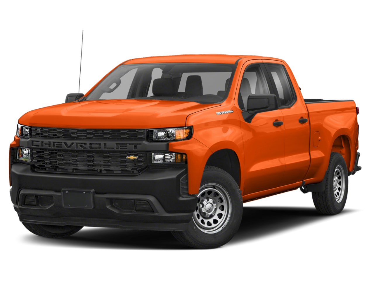 Chevrolet 2021 Silverado 1500 Custom Trail Boss