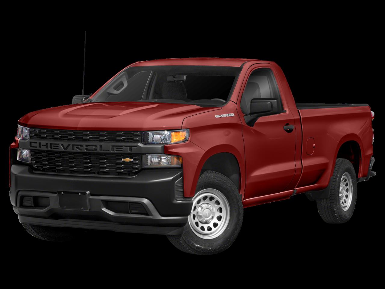 Chevrolet 2021 Silverado 1500 Work Truck