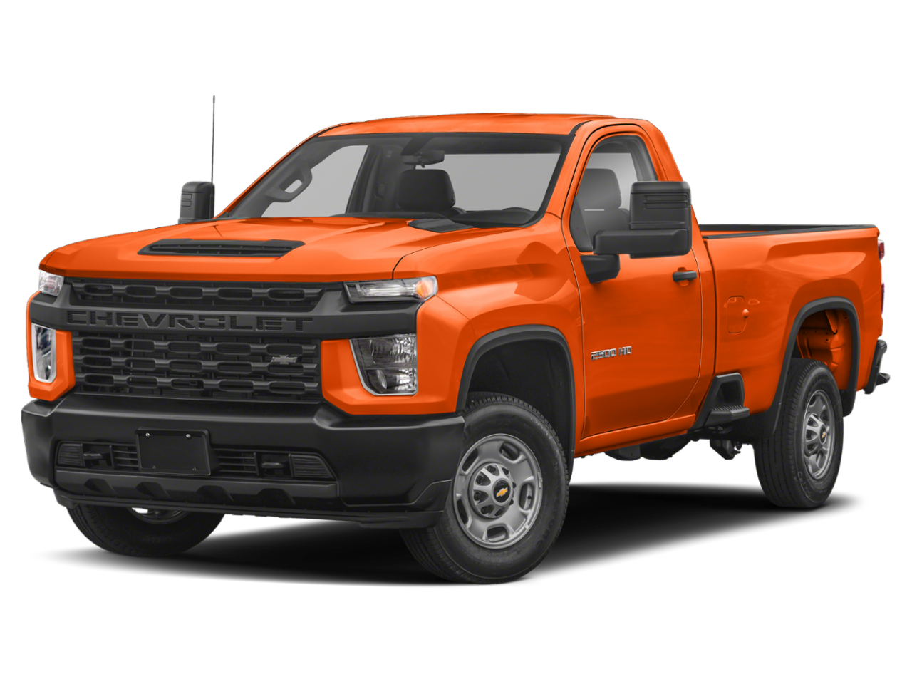 Chevrolet 2021 Silverado 2500HD Work Truck