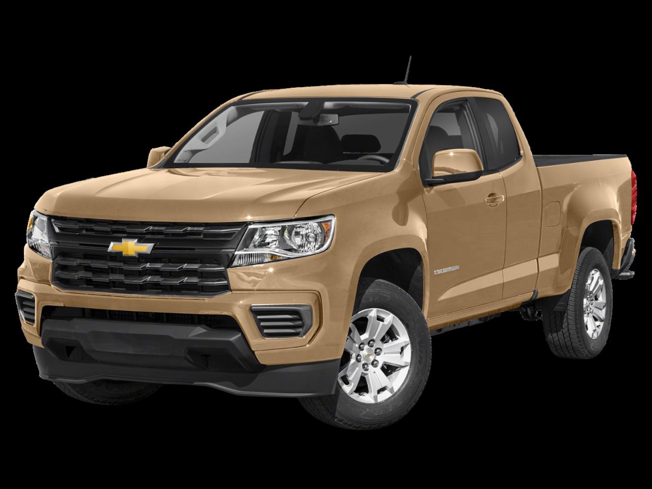 Chevrolet 2021 Colorado 4WD LT
