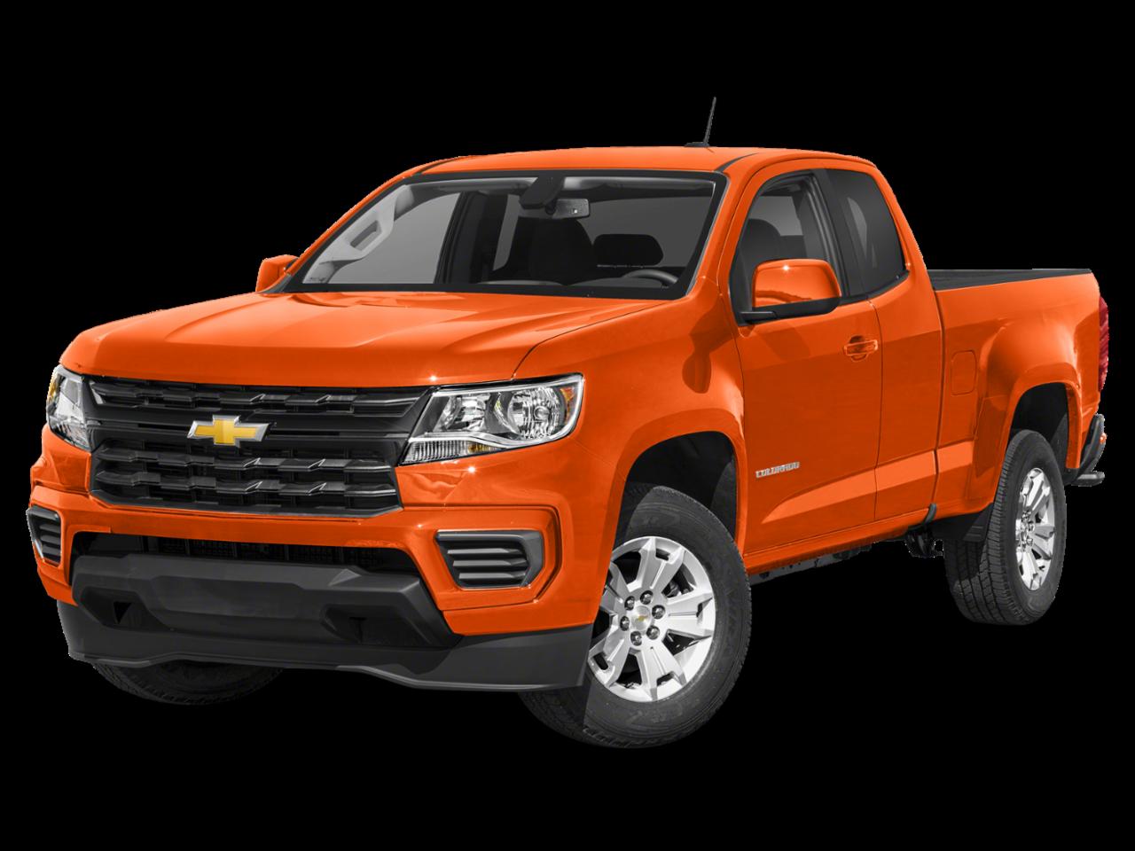 Chevrolet 2021 Colorado 2WD Work Truck