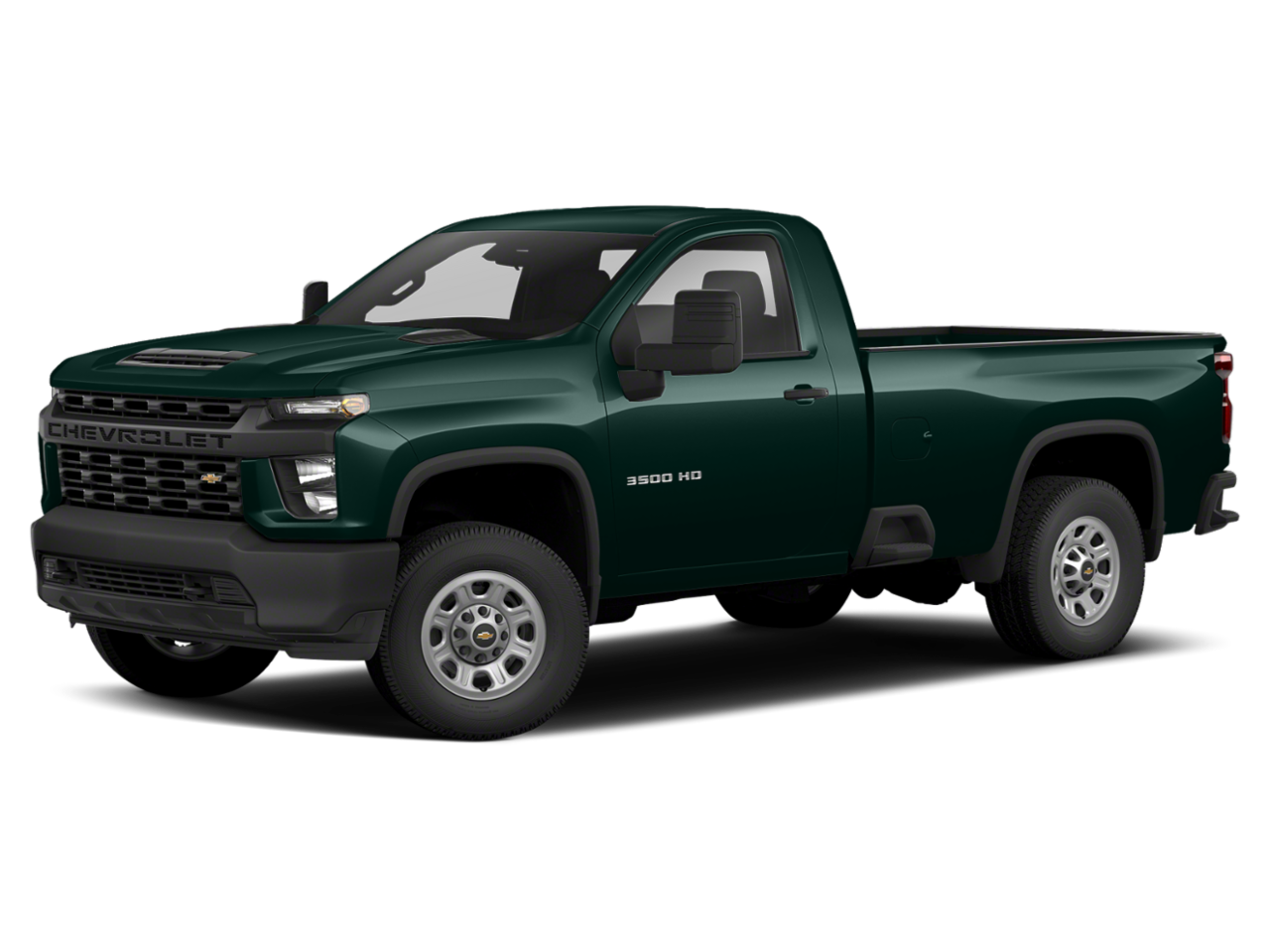 Chevrolet 2021 Silverado 3500HD Work Truck