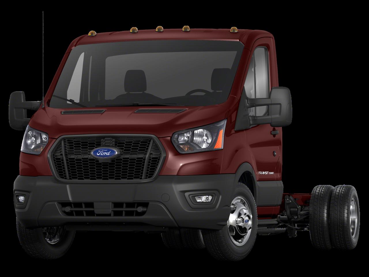 "Ford 2021 Transit Cutaway T-250 RWD SRW 138"" WB 9000 GVWR"