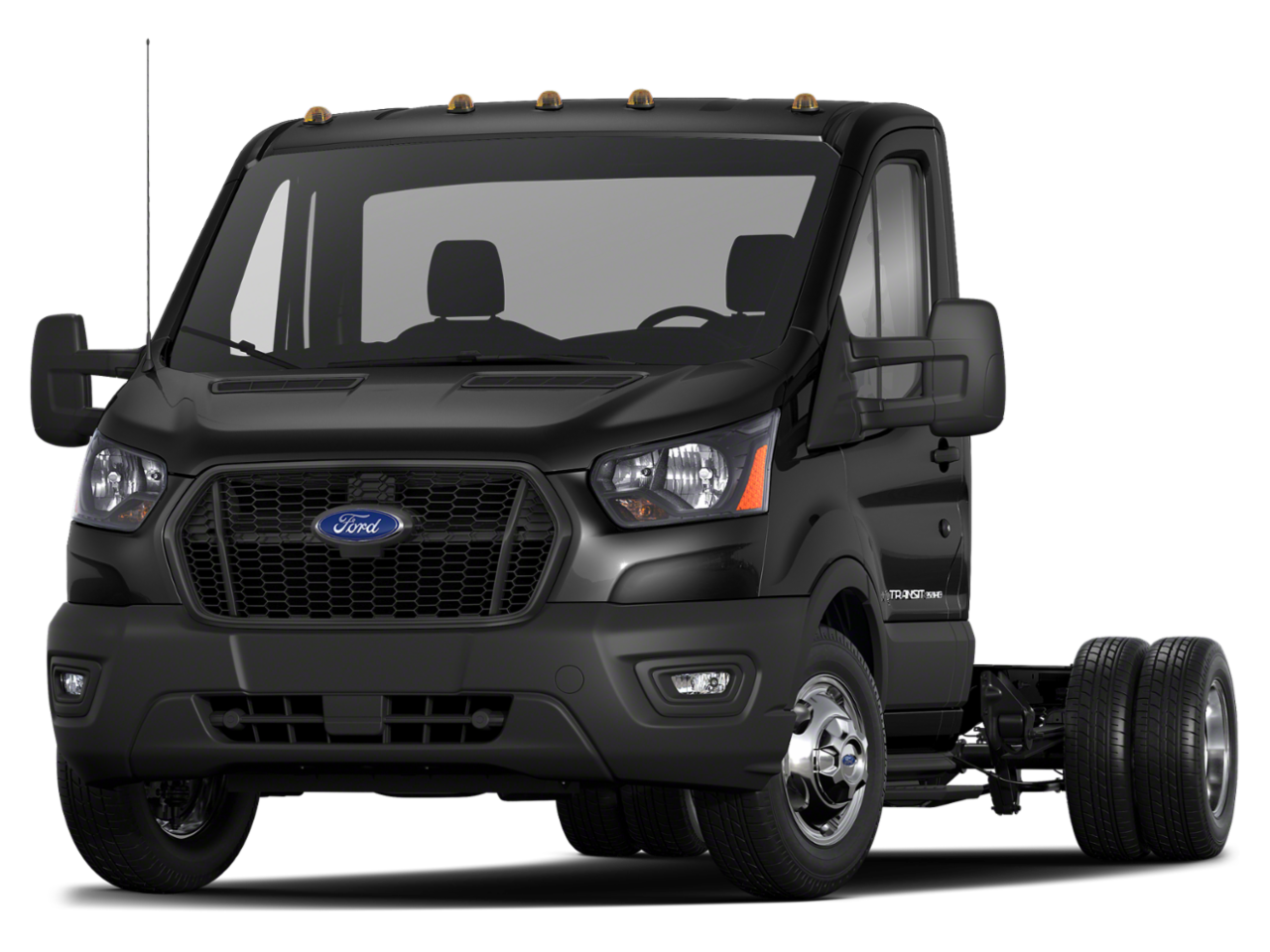 "Ford 2021 Transit Cutaway T-350 RWD SRW 138"" WB 9500 GVWR"