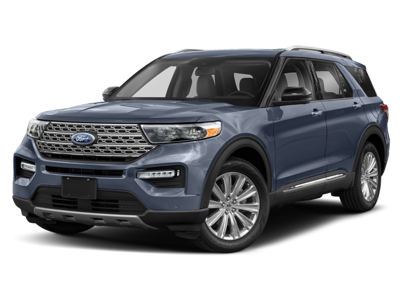 Ford 2021 Explorer King Ranch