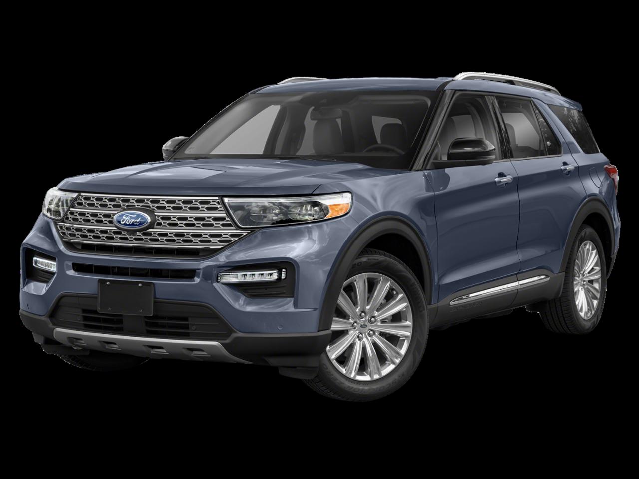 Ford 2021 Explorer XLT