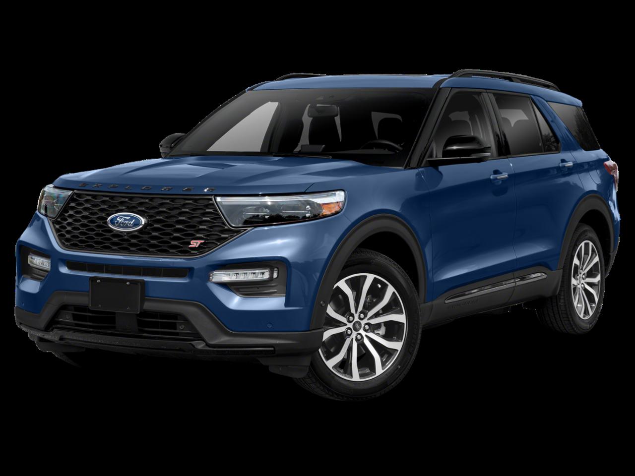 Ford 2021 Explorer ST