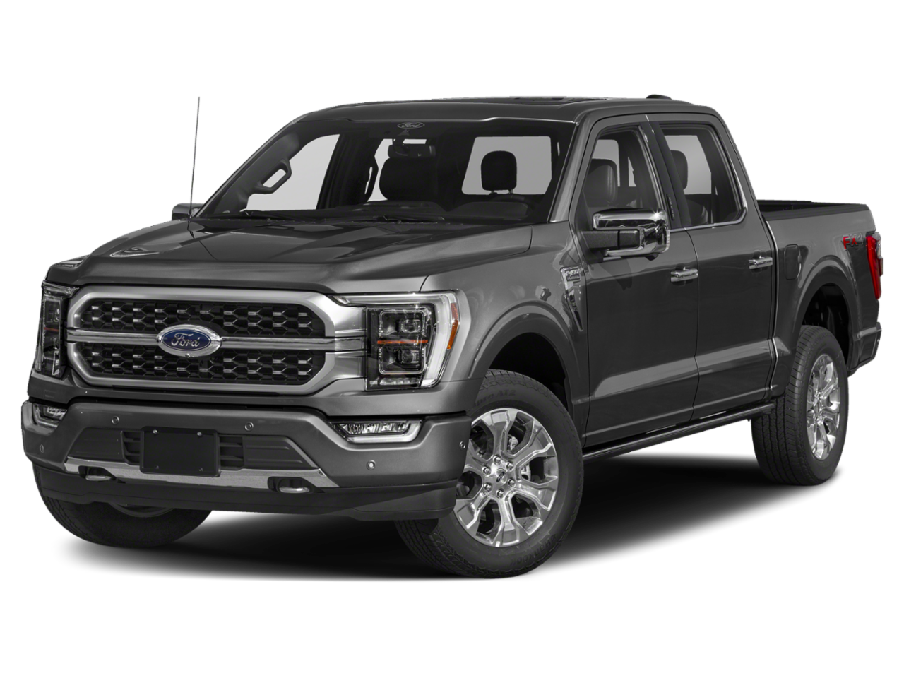 Ford 2021 F-150 Platinum