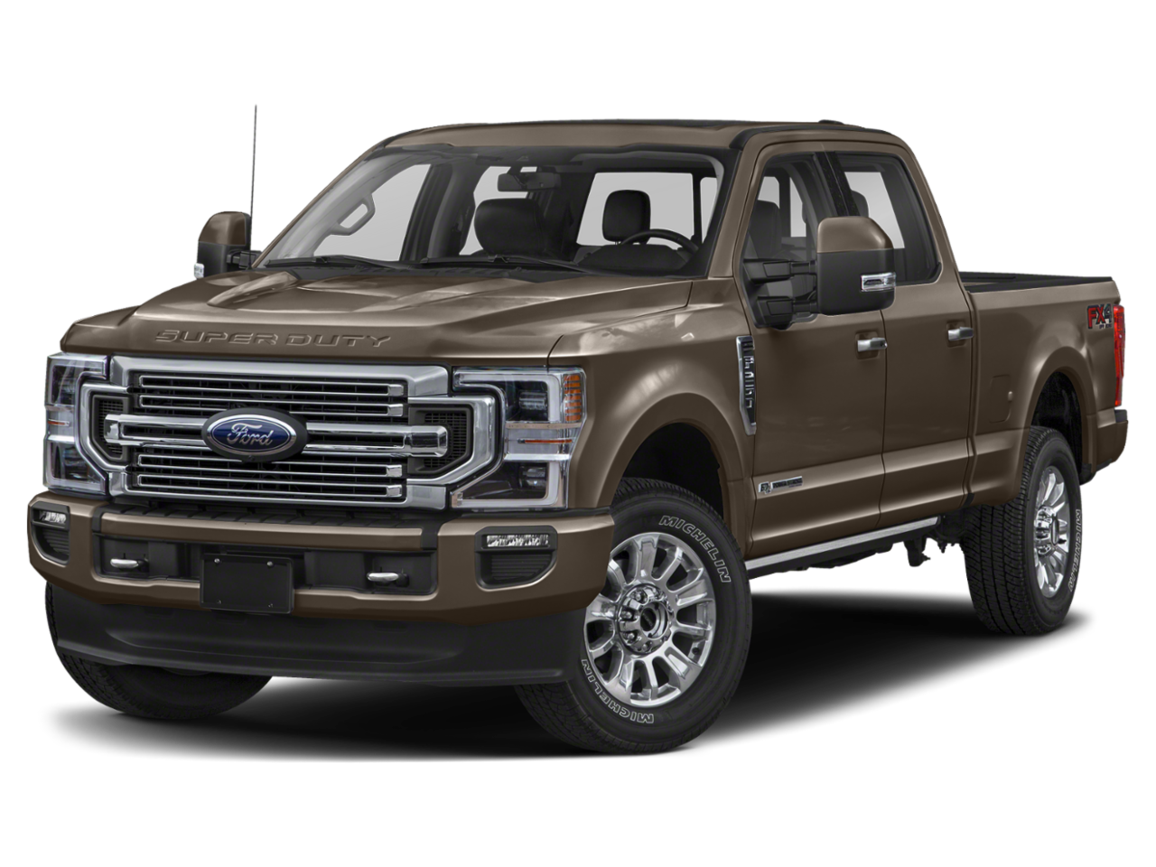 Ford 2021 Super Duty F-250 SRW Limited