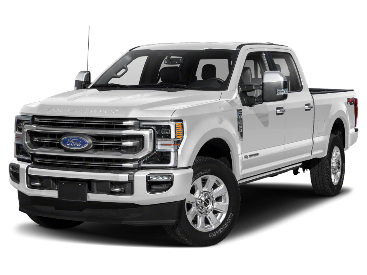 Ford 2021 Super Duty F-250 SRW Platinum