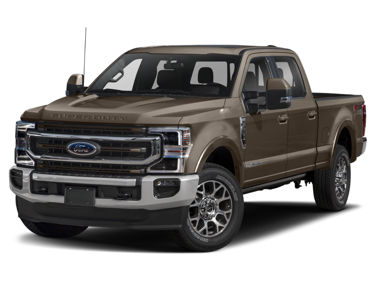 Ford 2021 Super Duty F-250 SRW King Ranch