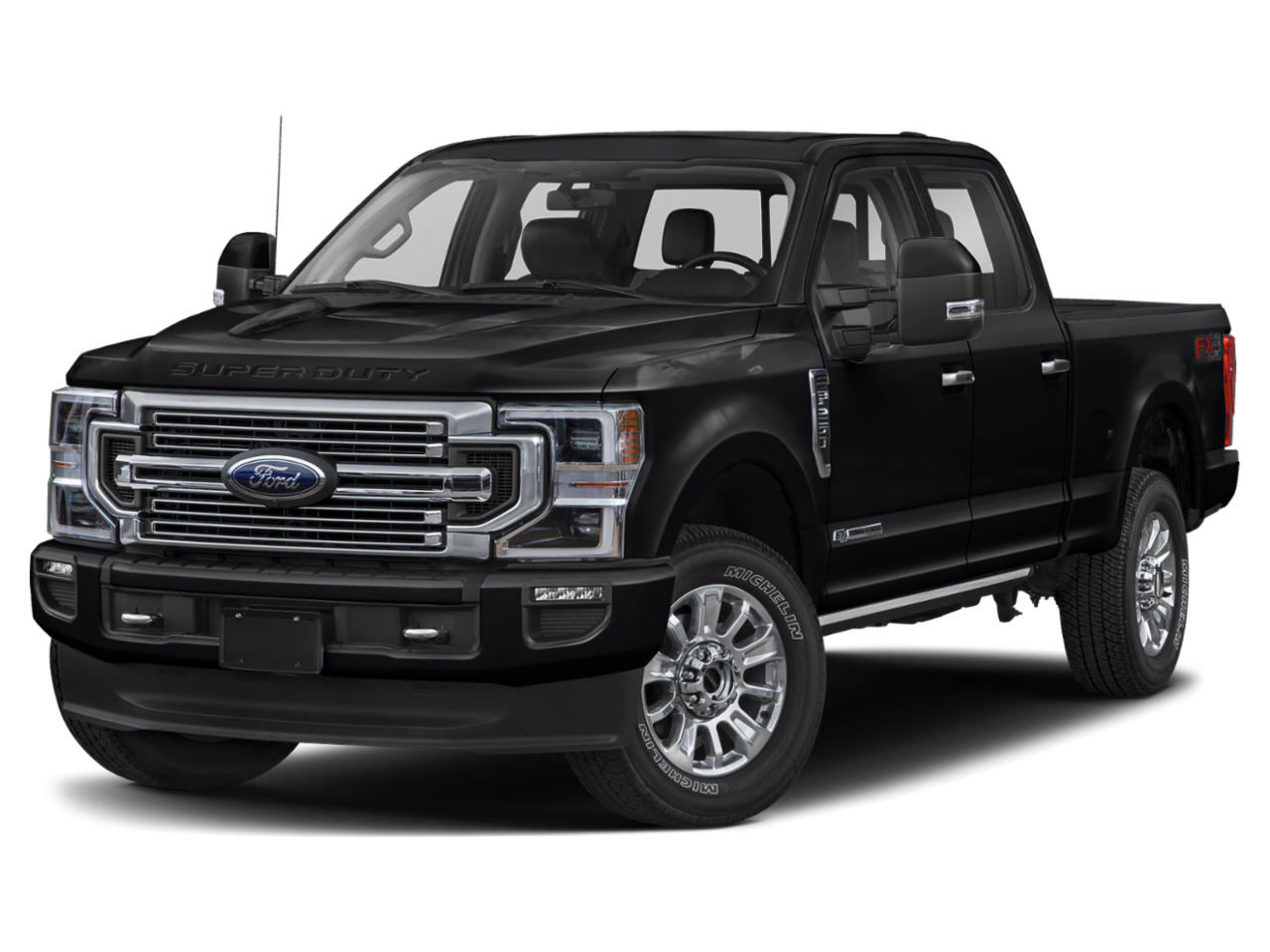 Ford 2021 Super Duty F-350 DRW Limited
