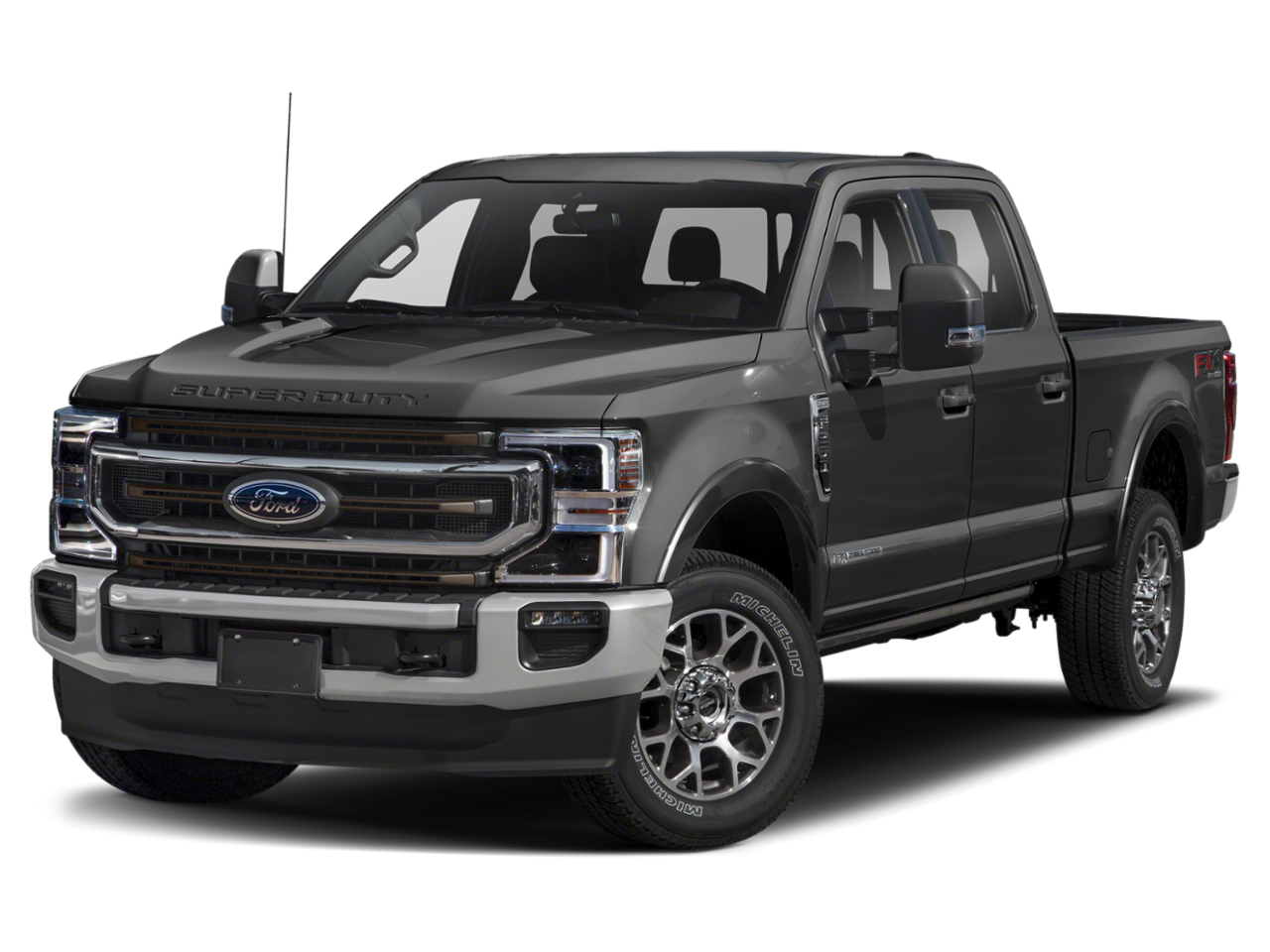 Ford 2021 Super Duty F-350 DRW King Ranch