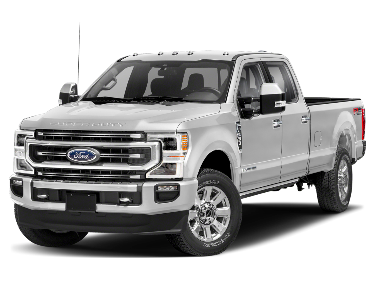 Ford 2021 Super Duty F-350 DRW Platinum