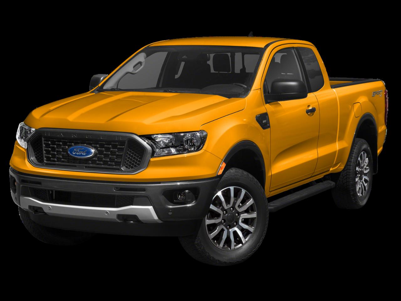 Ford 2021 Ranger XLT
