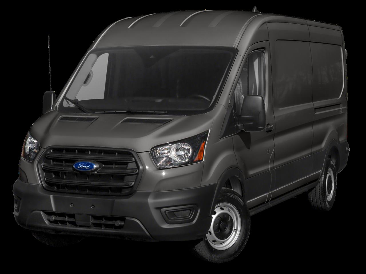 """Ford 2021 Transit Cargo Van T-250 130"""" Med Rf 9070 GVWR RWD"""