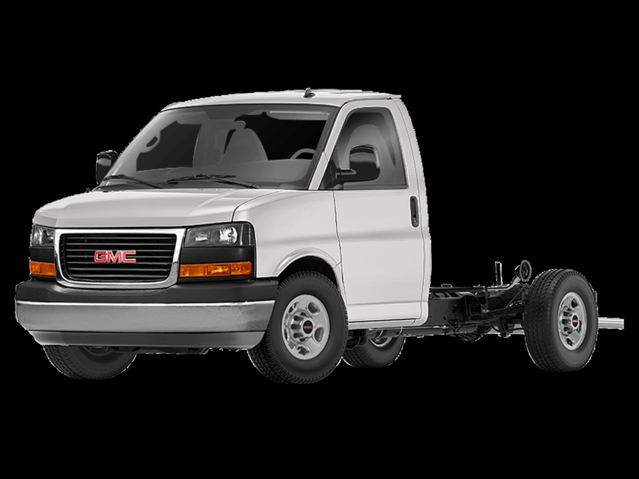 """GMC 2021 Savana Commercial Cutaway 4500 Van 159"""""""