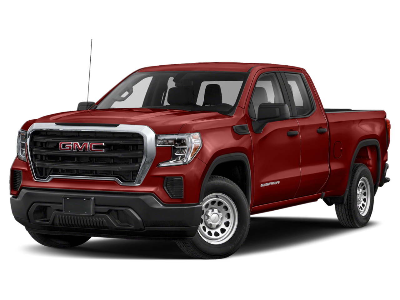 GMC 2021 Sierra 1500 Double Cab Standard Box 2-Wheel Drive