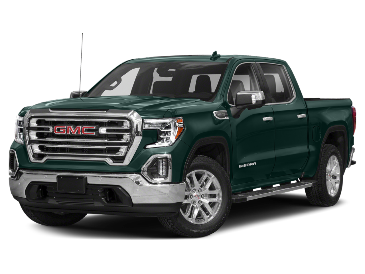 GMC 2021 Sierra 1500 Crew Cab Short Box 2-Wheel Drive