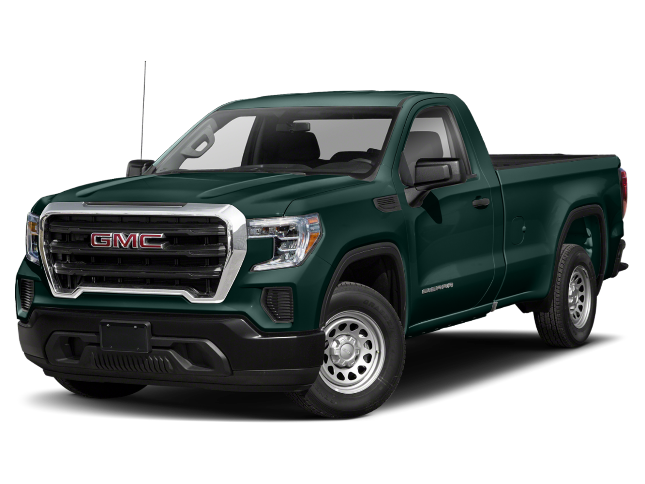 GMC 2021 Sierra 1500 Regular Cab Long Box 2-Wheel Drive