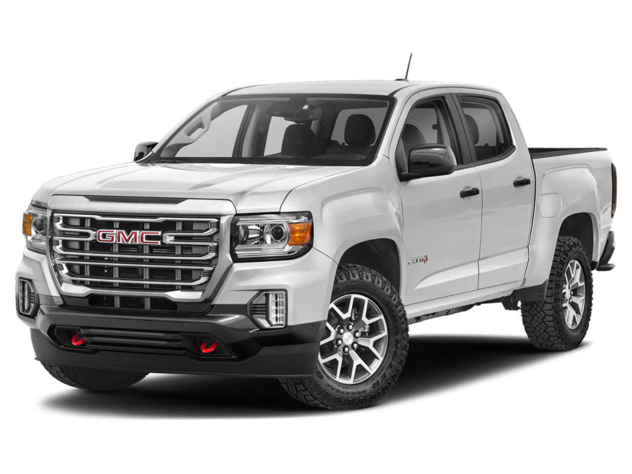 GMC 2021 Canyon 4WD AT4 w/Leather