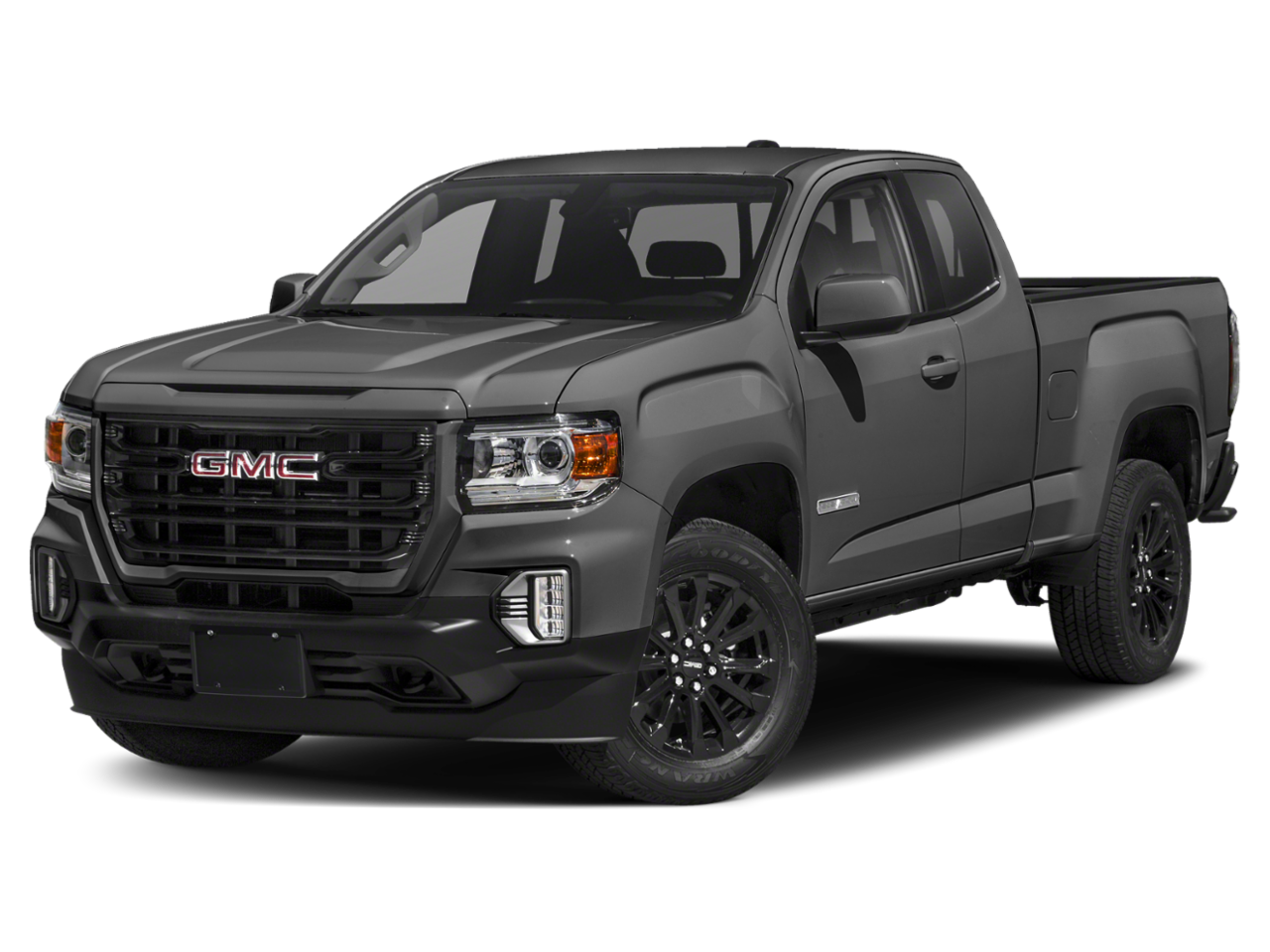 GMC 2021 Canyon 2WD Elevation