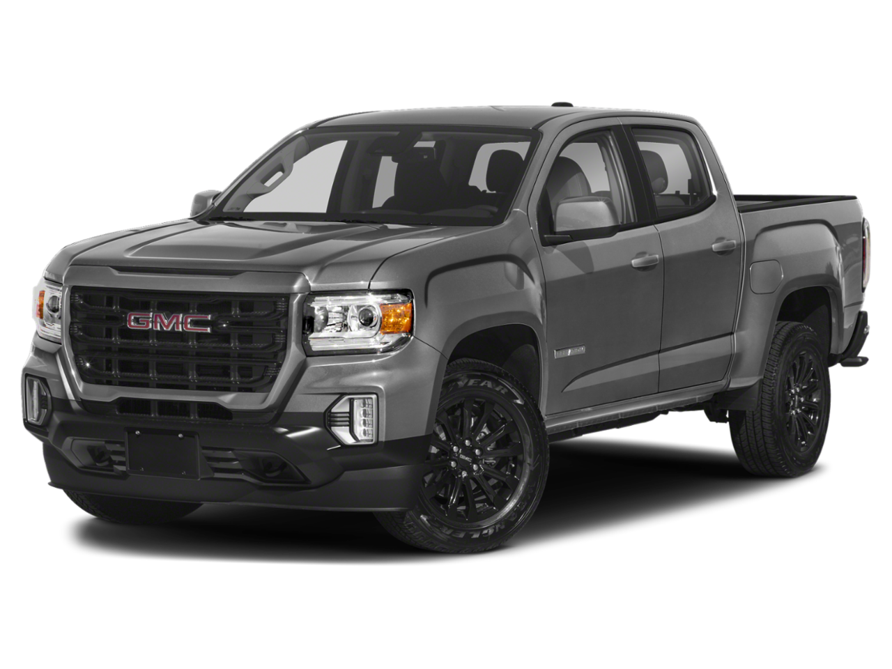 GMC 2021 Canyon 4WD Elevation