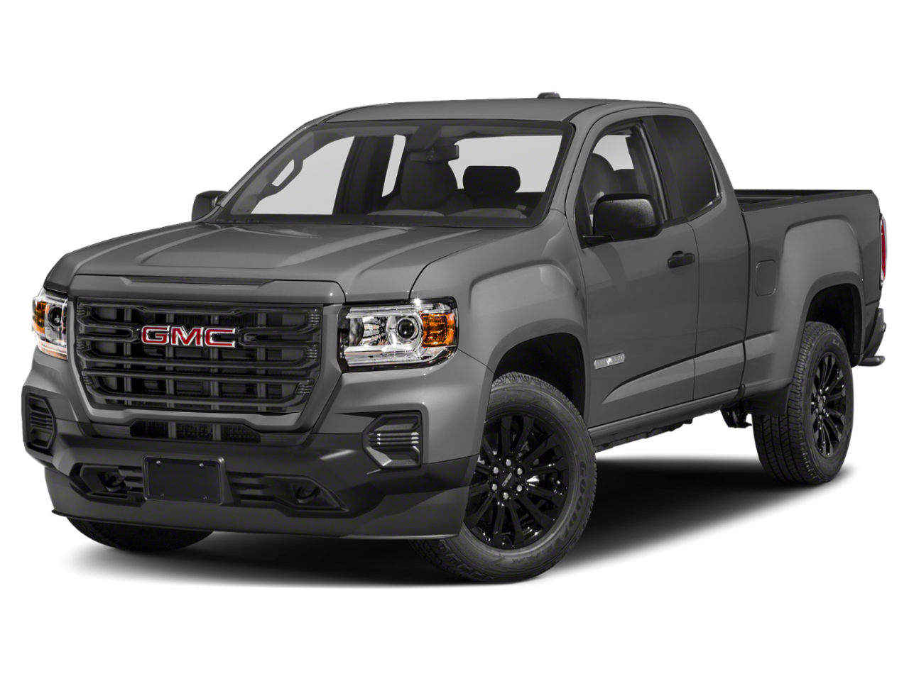 GMC 2021 Canyon 2WD Elevation Standard