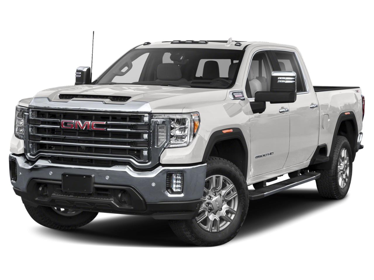 GMC 2021 Sierra 3500HD AT4
