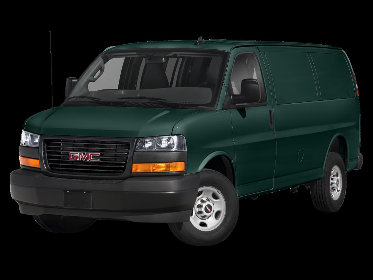 GMC 2021 Savana Cargo Van Standard