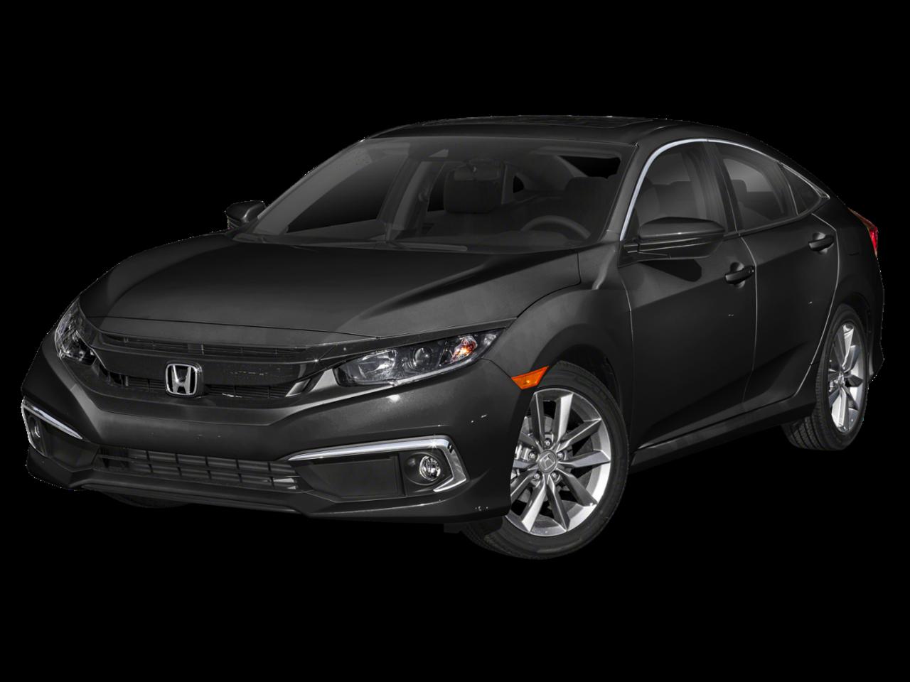 Honda 2021 Civic Sedan EX