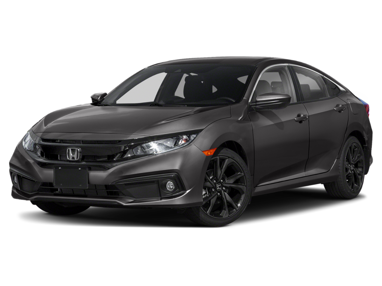 Honda 2021 Civic Sedan Sport