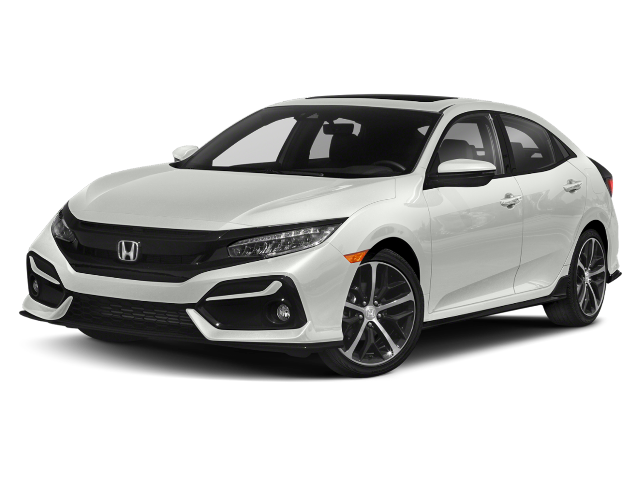 Honda 2021 Civic Hatchback Sport Touring