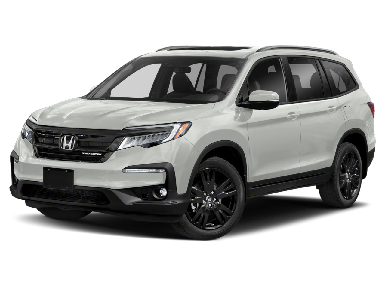 Honda 2021 Pilot Black Edition