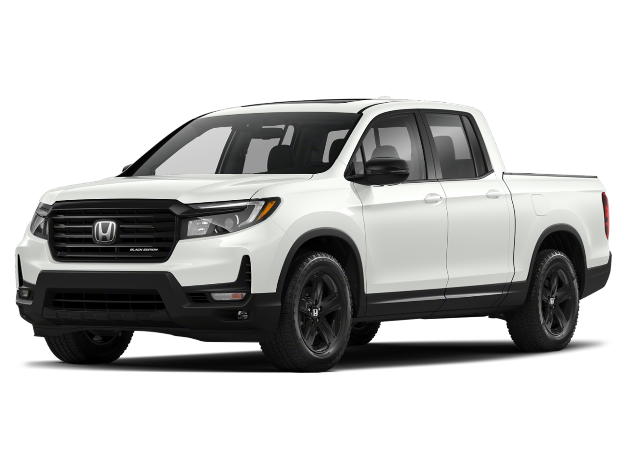 Honda 2021 Ridgeline Black Edition