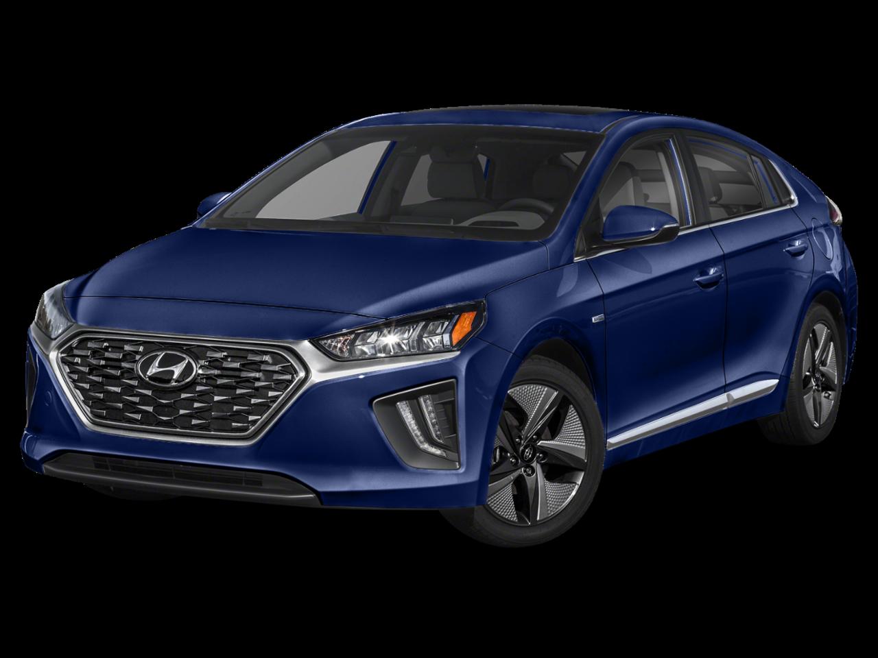 Hyundai 2021 IONIQ Hybrid SEL