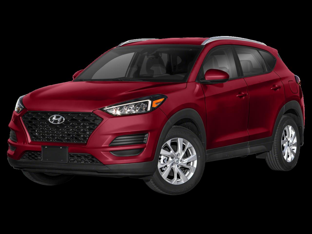 Hyundai 2021 Tucson SE