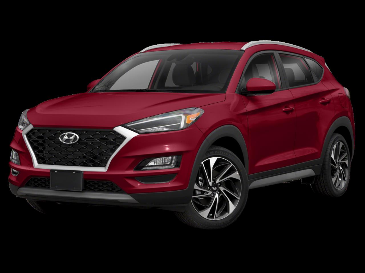 Hyundai 2021 Tucson Sport