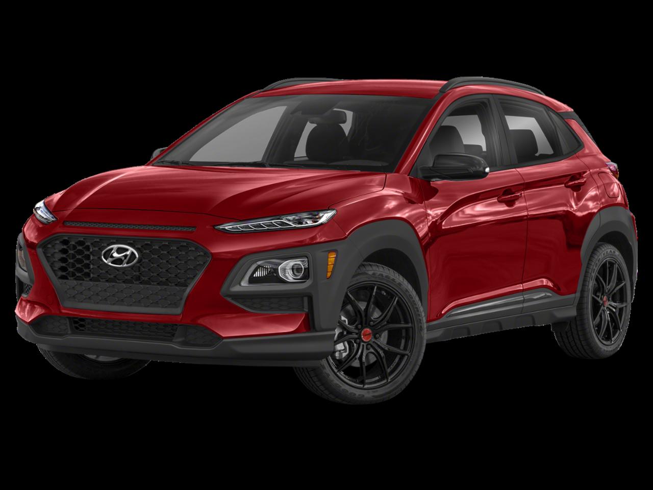 Hyundai 2021 Kona NIGHT