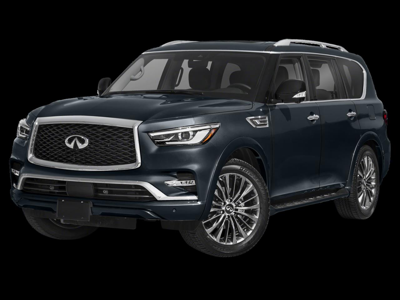 INFINITI 2021 QX80 LUXE 4WD