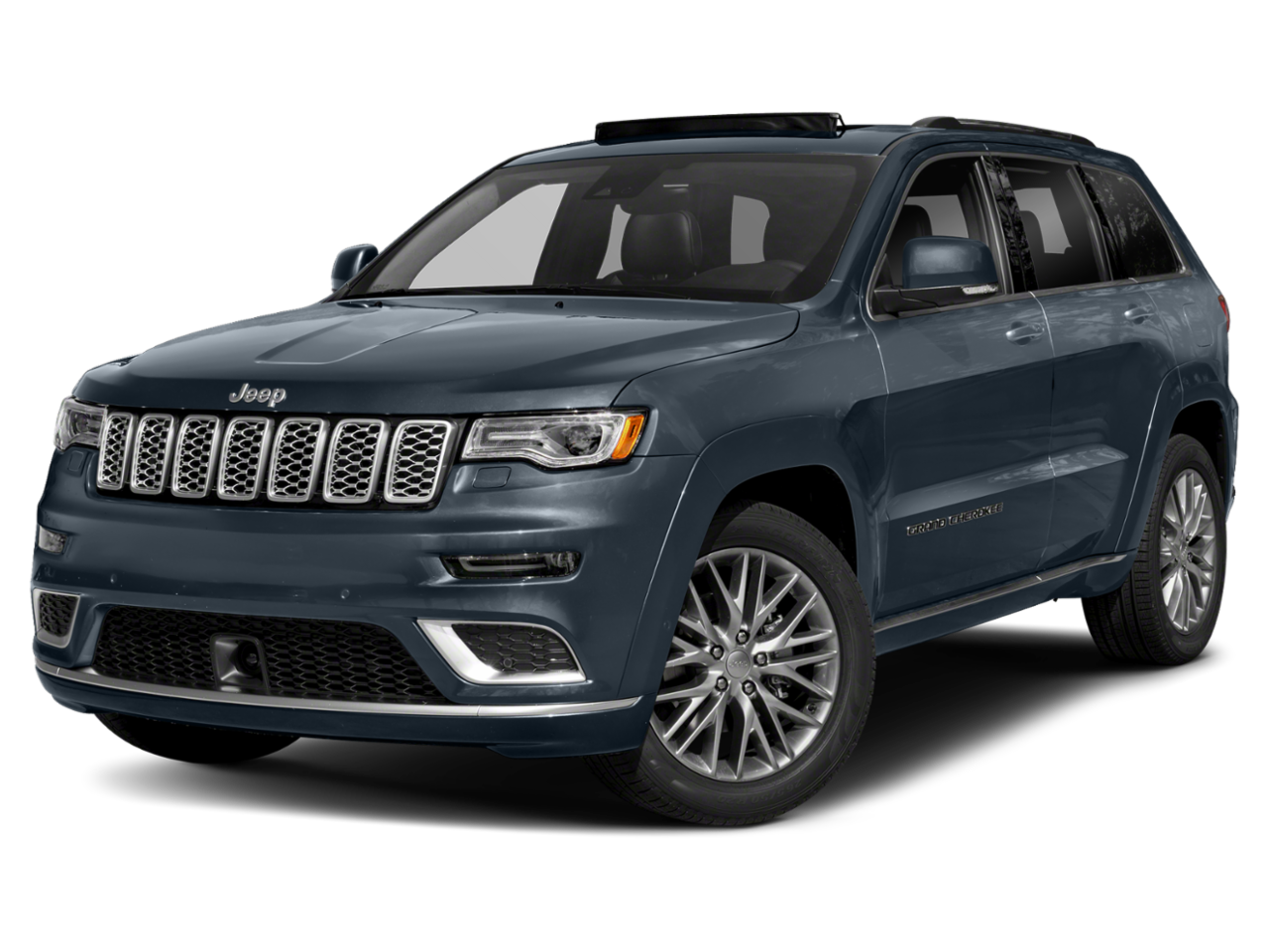 Jeep 2021 Grand Cherokee Summit