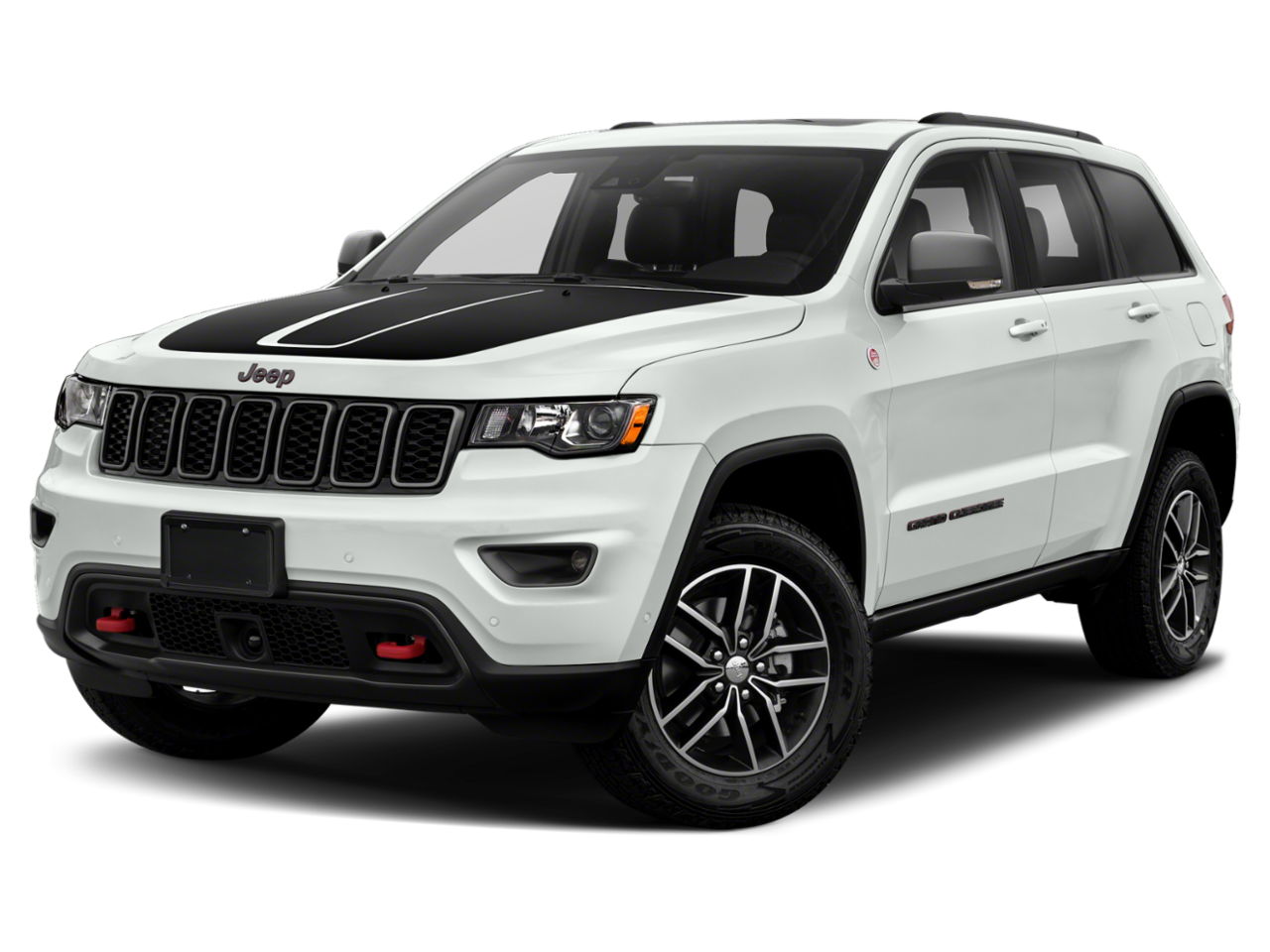 Jeep 2021 Grand Cherokee Trailhawk