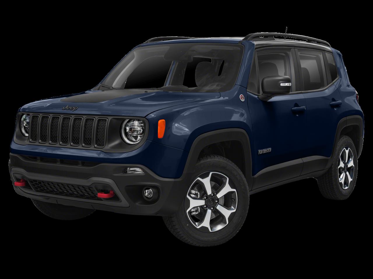 Jeep 2021 Renegade Trailhawk