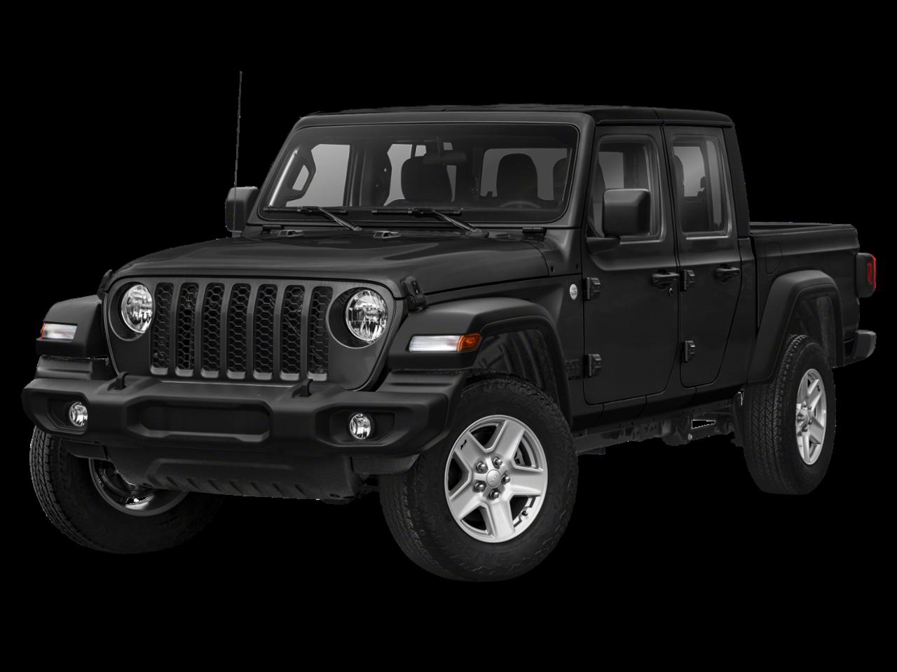 Jeep 2021 Gladiator Overland