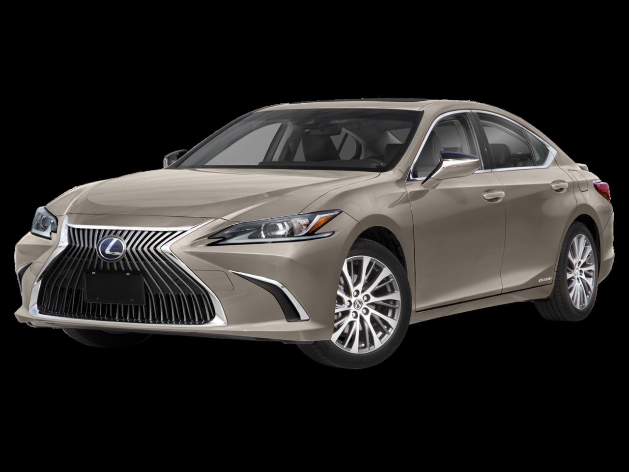 Lexus 2021 ES 300h FWD