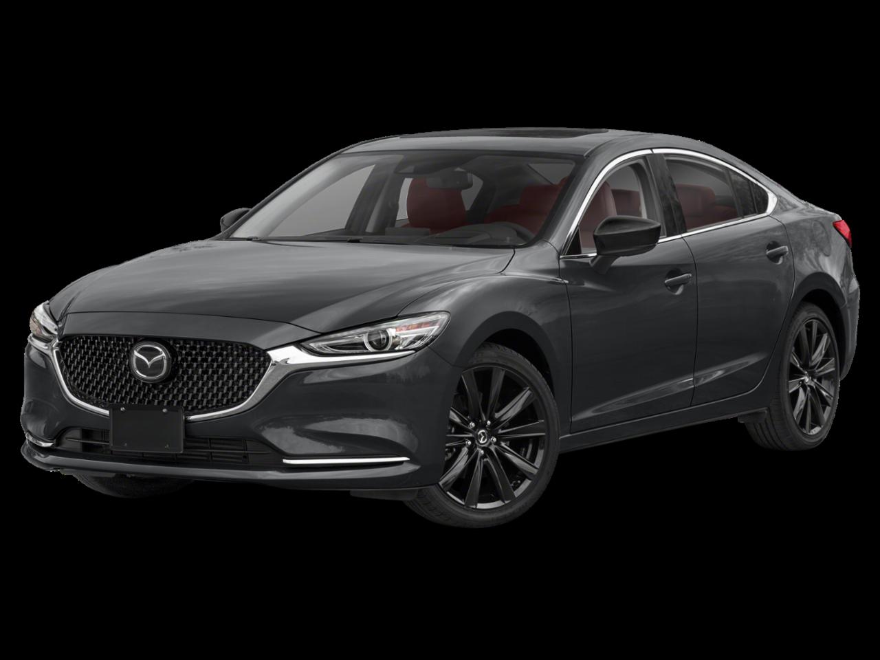 Mazda 2021 Mazda6 Carbon Edition
